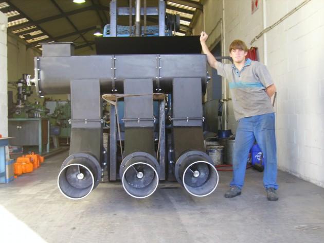 Boiler Screws 2