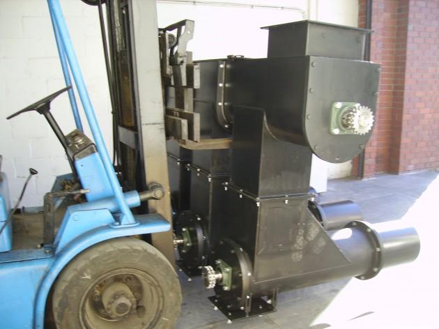 Boiler Screws