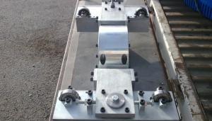 Calibrator carraige